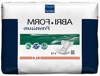 Abena Abri-Form Premium Brief, Extra Large, XL4, 12 Count