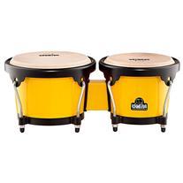 Nino ABS Bongos Plus Yellow Shell/Black Hardware 6 1/2 & 7 1