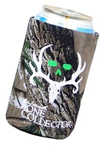 Absolute Eyewear Solutions Bone Collector Can Coozie Lime