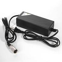 Masione 36 Volt 1.5A XLR Scooter Battery Charger for IZIP