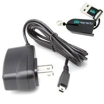 AC Adapter Wall Charger w/6'FT Power Cable Cord by
