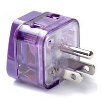 HIGH QUALITY AC POWER TRAVEL ADAPTER PLUG FOR USA US CANADA