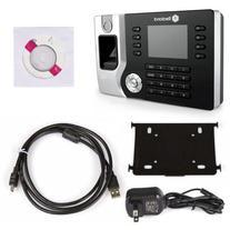 Realand AC071 Biometric Fingerprint Attendance System Time