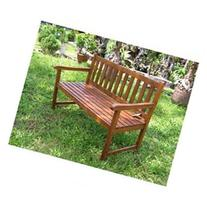 Acacia Wood 49-inch Bench