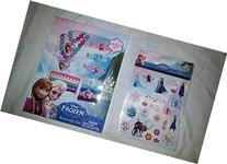 Disney Frozen Accesories 18-piece Accessory Set Includes 1