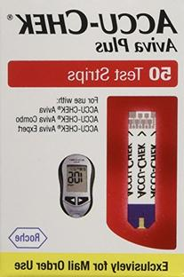 Accu-Chek Aviva Plus Mail Order 100 count