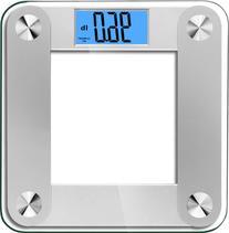 BalanceFrom High Accuracy Plus Digital Bathroom Scale with 3
