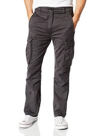 Levi's Men's Ace Cargo Twill Pant, Graphite, 30x32