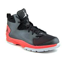 Air Jordan Ace 23 II Men's Sneakers In Black/Red/Silver