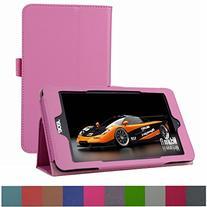 Acer Iconia ONE 7 B1-750 Case, PU Leather Folio 2-folding