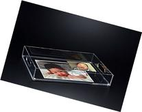 Acrylic Lucite 11 x 17 Magnetic Serving Tray