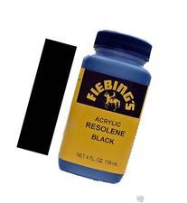 Fiebing's Acrylic Resolene Sealer Black 4 Oz