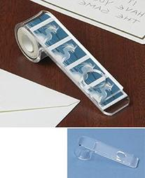Home-X Acrylic Stamp Holder and Dispenser