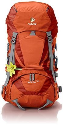 Deuter ACT Lite 35+10 SL Backpack - Papaya/Lava