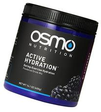 OSMO Nutrition Men's Hydration, Blackberry, 40 Serving