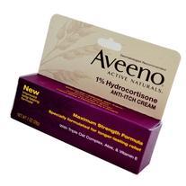 J&J Aveeno Antiitch Hydro Size 1z Aveeno 1% Hydrocortisone