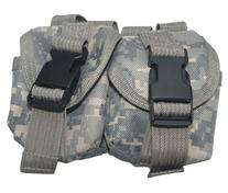 ACU Digital Camouflage Molle Hand Grenade Pouch