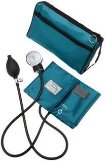 ADC PROSPHYG 768 Pocket Aneroid Sphygmomanometer, Teal,