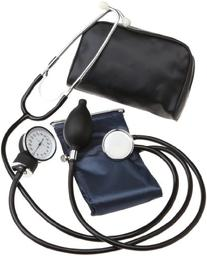 ADC PROSPHYG 790, Home Blood Pressure Kit with Stethoscope,