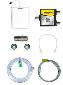 Wilson Electronics 75 Ohm Add on Kit for Ag Pro 70 and Db