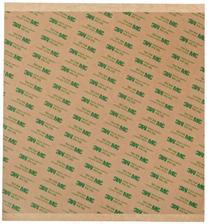 "3M 468MP Adhesive Transfer Tape, 12"" squares"