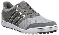 adidas Men's Adicross III Golf Shoe,Midgrey/R.Wh/Dark Cinder
