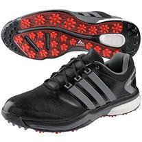 adidas Men's Adipower Boost Golf Shoe, Core Black/Iron