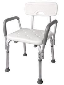 TMS® Adjustable Medical Shower Chair Bathtub Bench Bath