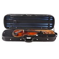 ADM Professional Sturdy Violin Case 4/4 Full Size, Oblong