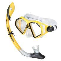 U.S. Divers Adult Admiral 2 LX Mask/Island Dr Snorkel