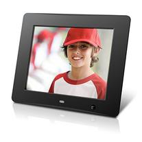 Aluratek ADMSF108F 8-Inch Digital Photo Frame with Energy