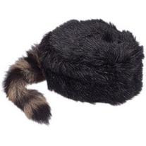 Adult Coonskin Daniel Boone Mountain Man Hat