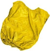 Champion Sports Adult Practice Scrimmage Vest, Yellow, 1
