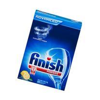 Finish Advanced Dishwasher Detergent Powder Lemon Fresh