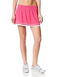 Asics Women's Advantage Skort, Sport Pink, X-Large