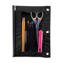 Advantus Binder Pencil Pouch, 10 X 7 3/8