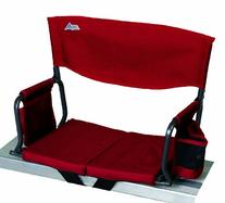 Stadium Arm Chair, Red