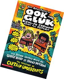 The Adventures of Ook and Gluk, Kung-Fu Cavemen From the