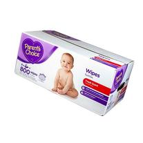 Affordable, Hypoallergenic Scented Baby Wipes, 800 Ct with
