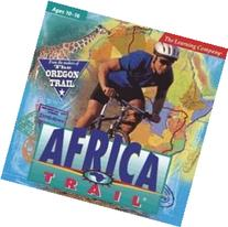 Africa Trail Educational Computer Software Game