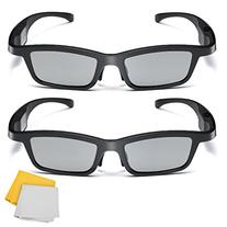 LG AG-S350 Active-Dynamic Shutter 3D Glasses 2-Pack