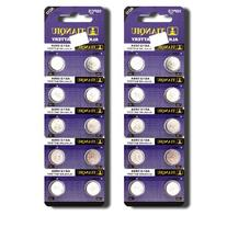 AG12 386A LR43 L1142 RW84 Button Cell Batteries