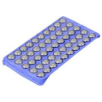 200Pcs Ag13 G13 L1154 Lr44 Sg13 357 A76 303 Gp76 Button Cell