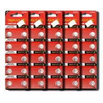 AG5 393A LR754 SR48 Button Cell Batteries
