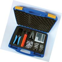 AG Cables AGC-K315A Professional Networking Tool Kit with