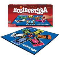 Aggravation Classic Board Game: 1962 Artwork - Race Your