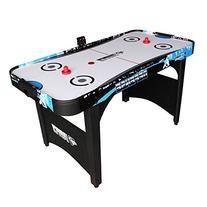 Triumph Defense 5' Air-Powered Hockey Table Includes 2