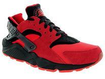 Nike Men's Air Huarache Qs University Red/Black Running Shoe