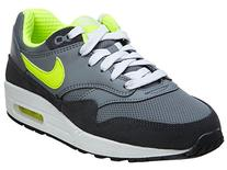 Nike Air Max 1 Grey Youths Trainers Size 36.5 EU