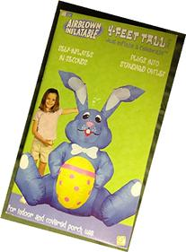 Airblown Inflatable 4-Foot Easter Bunny